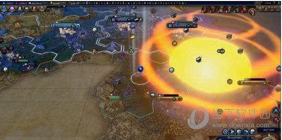 文明6按X键摧毁己方建筑MOD