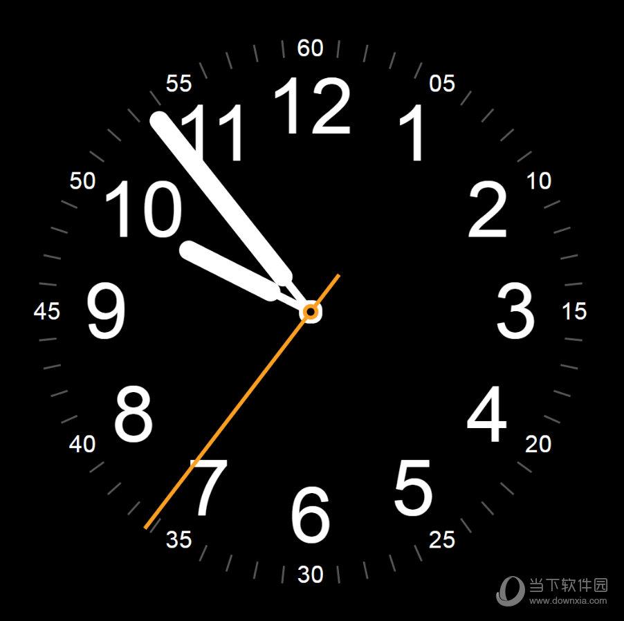Wallpaper Engine苹果手表桌面时钟动态壁纸