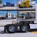 欧洲卡车模拟2美铝轮毂包MOD 免费版