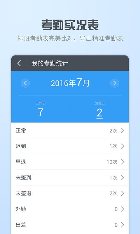 智商移动办公 V3.4.5 安卓版截图4