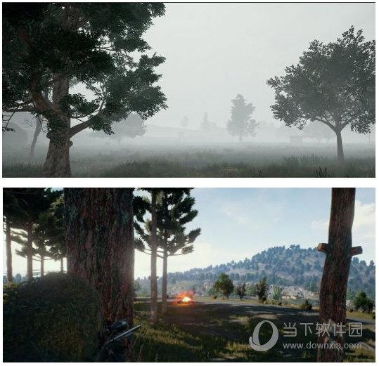 绝地求生去雾补丁