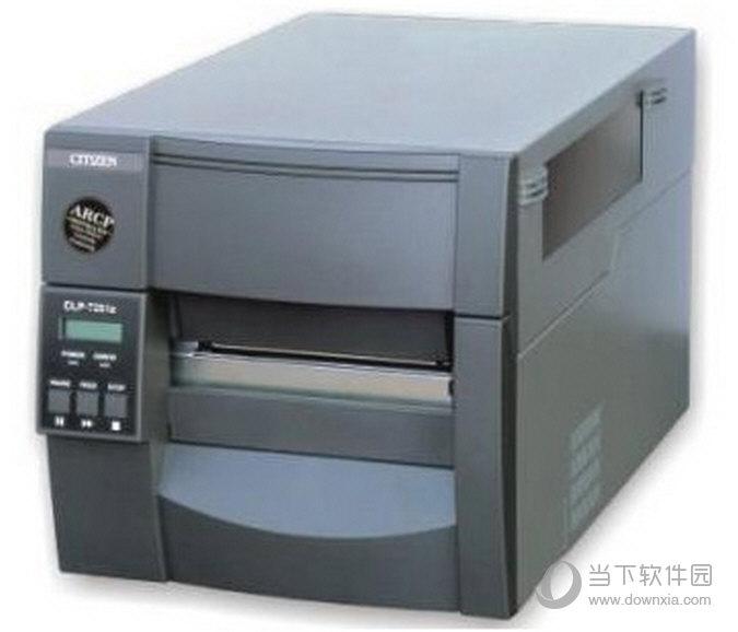 西铁城CLP7201e打印机驱动