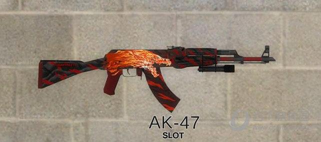 求生之路2AK47咆哮巨兽步枪MOD