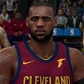 NBA2K18仿LIVE版詹姆斯MOD V2.0 免费版
