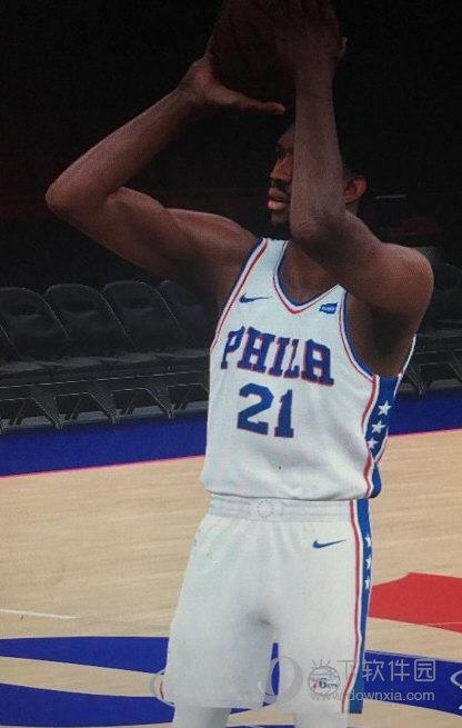 NBA 2K18恩比德大帝身形MOD