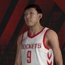 NBA2K18周琦缩头大手长指竹竿身型补丁 免费版
