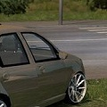 欧洲卡车模拟2菲亚特FiatAlbea轿车MOD V1.0 绿色免费版