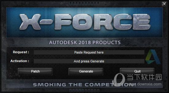 AutoCAD2018注册机