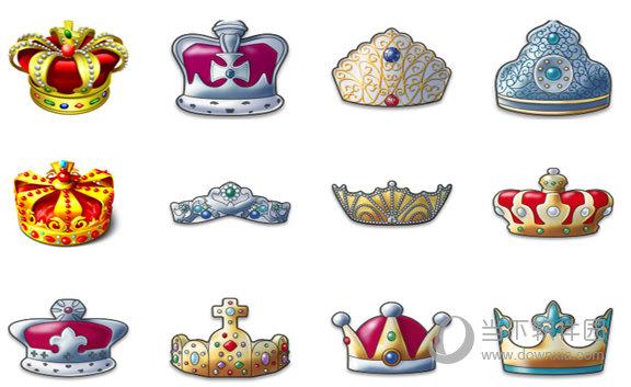 精致王冠图标