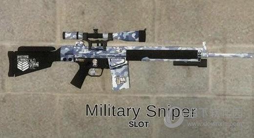 求生之路2少女前线反器材狙击步枪MOD