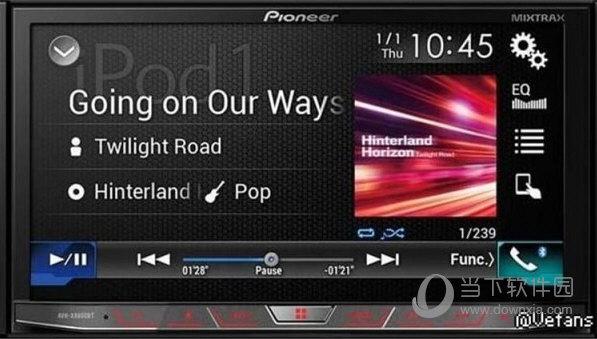 欧洲卡车模拟2额外电台MOD