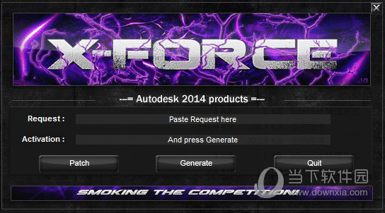 AutoCAD2014注册机X64