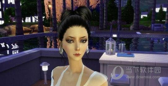 模拟人生4抚媚暗黑女王米星MOD
