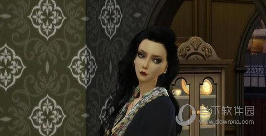模拟人生4暗黑女王米星MOD