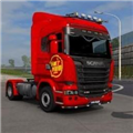 欧洲卡车模拟2喜迎国庆MOD V1.0 免费版