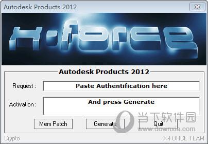 Autodesk Maya2012注册机64位