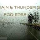 欧洲卡车模拟2真实雨打挡风玻璃声音MOD 免费版
