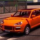 欧洲卡车模拟2顶配保时捷卡宴TurboS车辆MOD 免费版