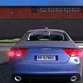 欧洲卡车模拟2奥迪小车RS7MOD V1.0 绿色免费版