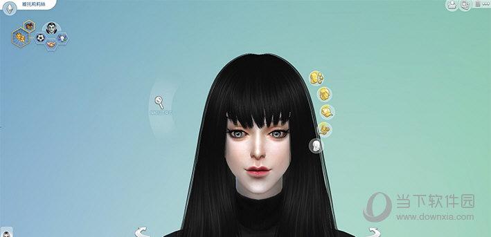 模拟人生4熟女吸血鬼莉莉丝维托人物MOD