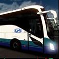 欧洲卡车模拟2印度沃尔沃9800巴士 V2.1 免费版