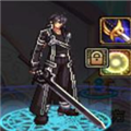 DNF2017国庆武器装扮改SAO桐人黑剑补丁 V1.0 免费版