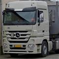 欧洲卡车模拟2奔驰ACTROS MP3 STOCK声音MOD V1.0 免费版