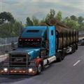 欧洲卡车模拟2真正的交通密度MOD V3.0 免费版