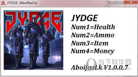 判官JYDGE修改器