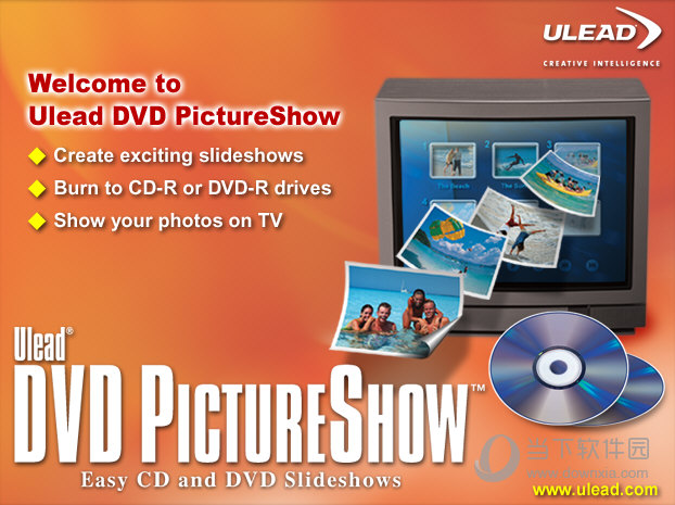 Ulead DVD拍拍烧