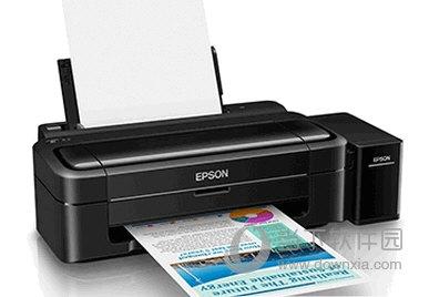爱普生L310打印机清零软件