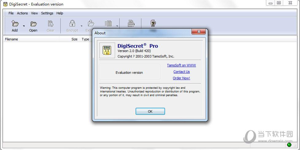 DigiSecret Pro