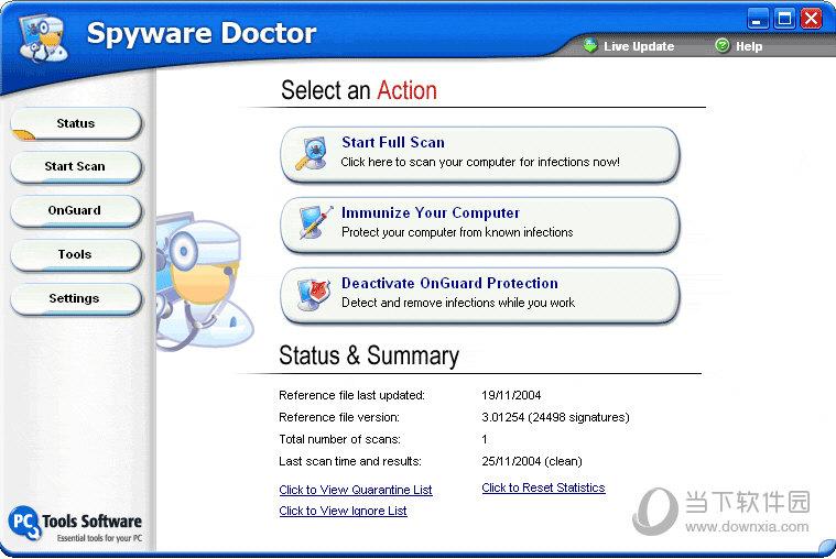 Spyware Doctor中文版