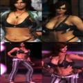死或生5最后一战瑞秋铁拳卡塔丽娜比基尼披外套服装MOD V1.0 免费版