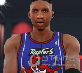 NBA2K18猛龙时期麦迪锅盖仿真人版MOD