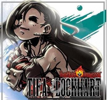 暗黑地牢最终幻想7女主角蒂法洛克哈特MOD