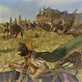 全面战争战锤2霸气巨型冷蜥MOD V1.0 免费版