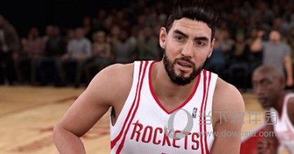 NBA2K18火箭队斯科拉丸子头新发型MOD