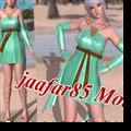 死或生5最后一战霞希古腊风连衣短裙MOD V1.0 免费版