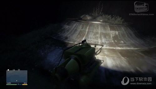 gta5ufo精准位置外星人飞碟彩蛋解析
