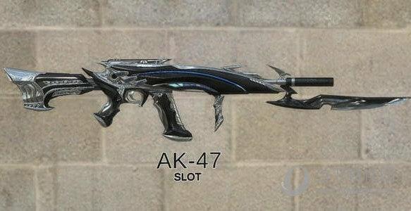 求生之路2穿越火线AK12天启MOD