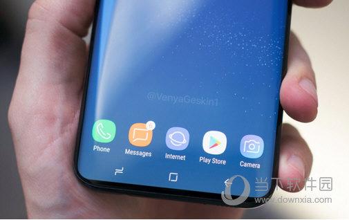 曝三星s9屏占比超95% 颜值比iphonex高多了图片