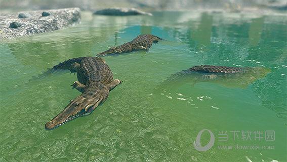 上古卷轴5鳄鱼生物MOD