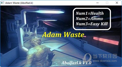 亚当废土三项修改器