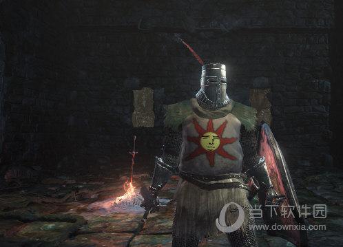 黑暗之魂3太阳骑士套表情包版MOD