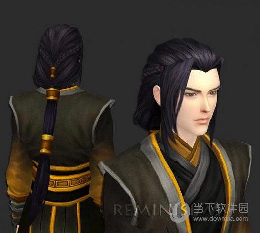 模拟人生4古剑2男女通用版发型MOD