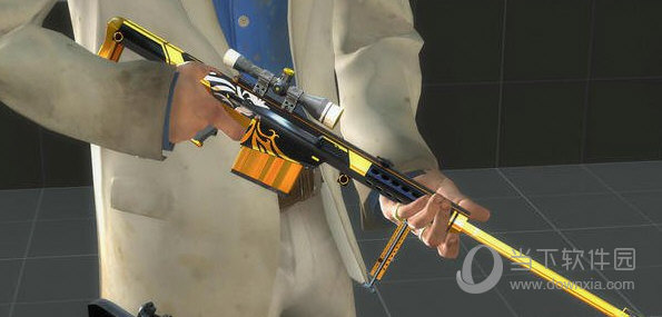 求生之路2穿越火线凤凰之怒狙击步枪MOD