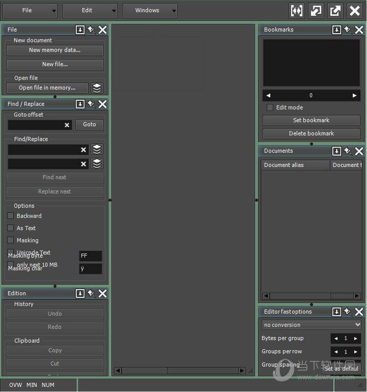 hexalt(十六进制编辑器) v1.0 绿色版