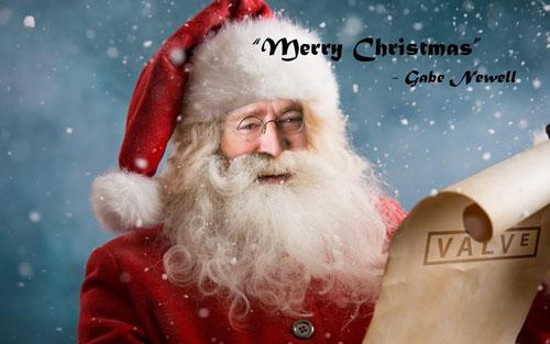 Steam2017冬季圣诞节