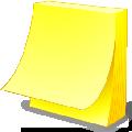 Stickies(桌面便签提醒小工具) V9.0d 汉化绿色版